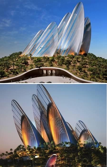 Top 10 Weirdest Buildings in the World!