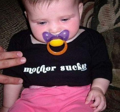 The 10 Most Hilarious Baby T-Shirts Ever!