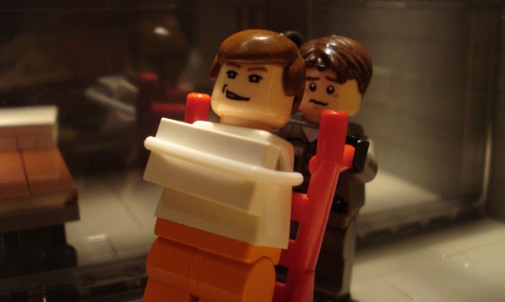 15 Scenes From Famous Movies! Lego Version!