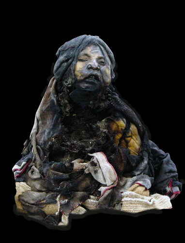 500 years old Mummy of a Frozen Girl from the Incan Tribe!