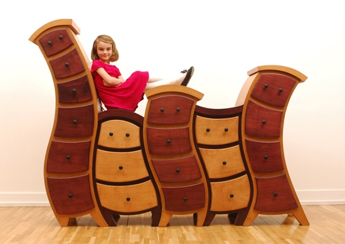 Creative Furniture Ideas from Straightline Designs! 10 Pics!