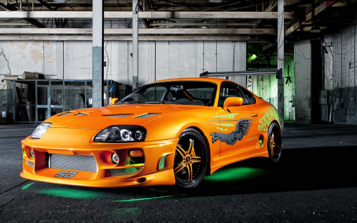 The 10 Coolest Cars From The Fast and Furious Series!