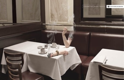 Are You Still Smoking?!! 11 Most Creative Anti-Smoking Campaigns!