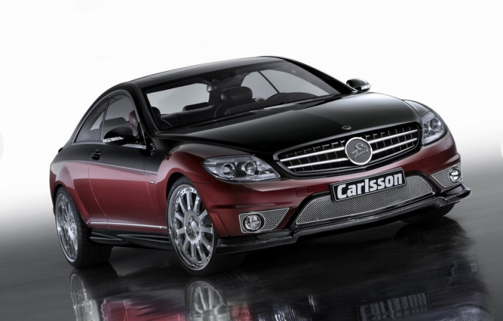 10 Best Exciting Tuned Cars by Carlsson Company!