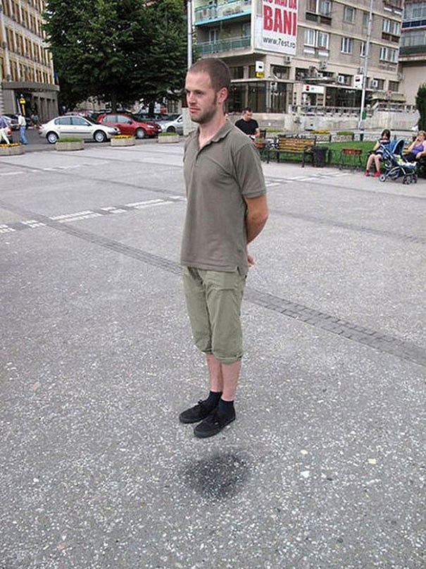 15 Funny And Creative Optical Illusion Compilation!