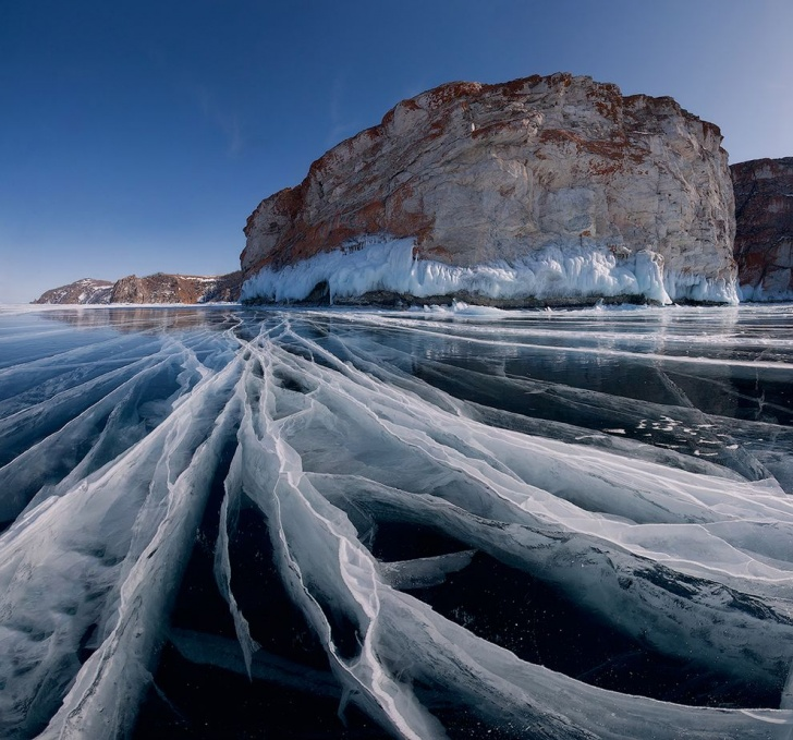 The 10 Most Amazing Photo of Frozen Winter!