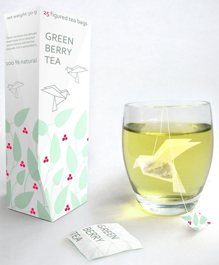 10 Imaginative tea packing!