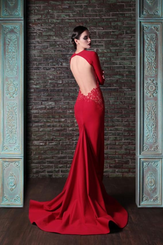 14 Fantastically Beautiful Evening Dresses by Rami Kadi!