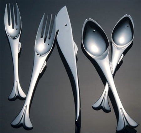 10 Weirdest Eating Utensils!