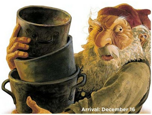 The 13 Horrifying Christmas Trolls Of Iceland!