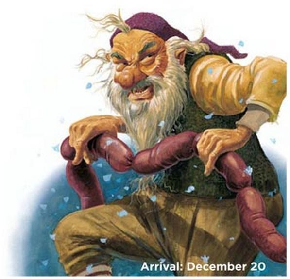 The 13 Horrifying Christmas Trolls Of Iceland!