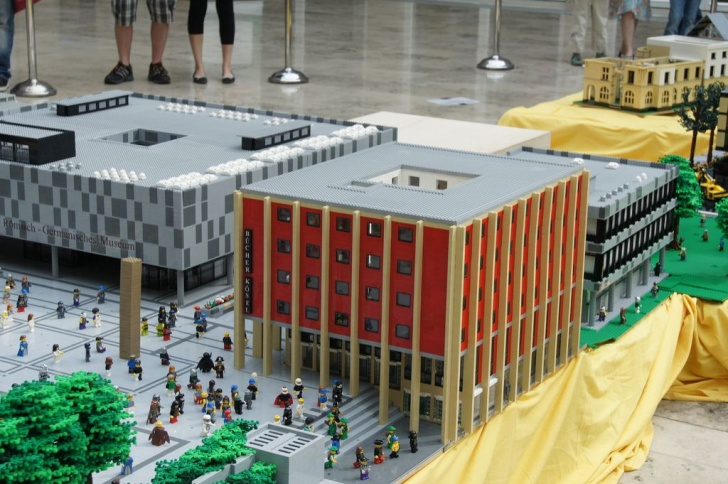 Lego Fan World in Cologne! 10 Pics!