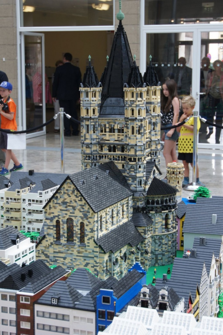 Lego Fan World in Cologne! 10 Pics!