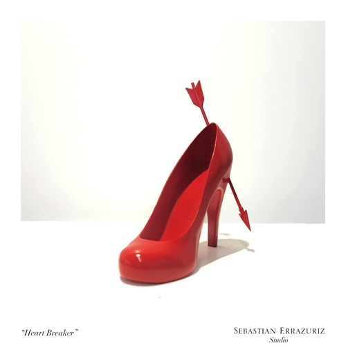 12 Shoes For 12 Lovers! By Sebastian Errazuriz