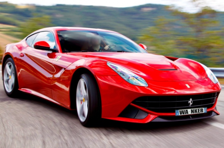 10 Most Impressive And Exciting Red Cars!