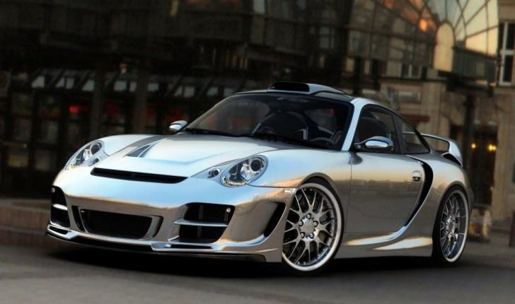 10 Coolest Chrome Cars Around the World!