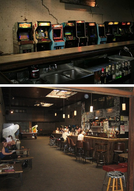 10 Astounding Geek Bars and Restaurants
