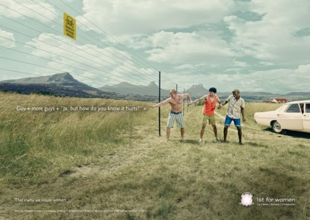 10 Top Creative Odd Advertisement Of The Year