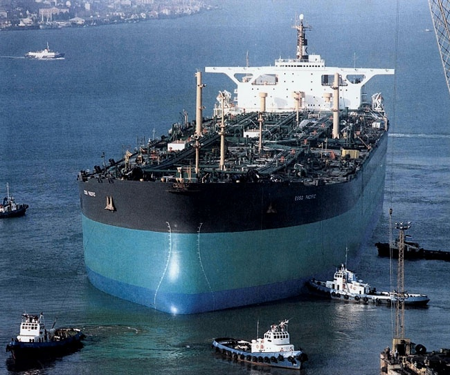 Top 10 Biggest Ships in the World!