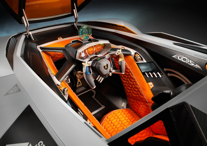 Top 15 Coolest Luxury Car Interiors