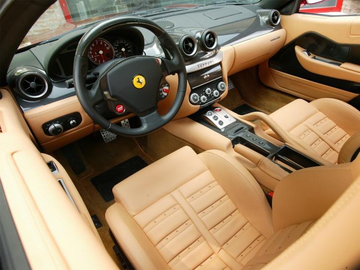 Top 15 Coolest Luxury Car Interiors!