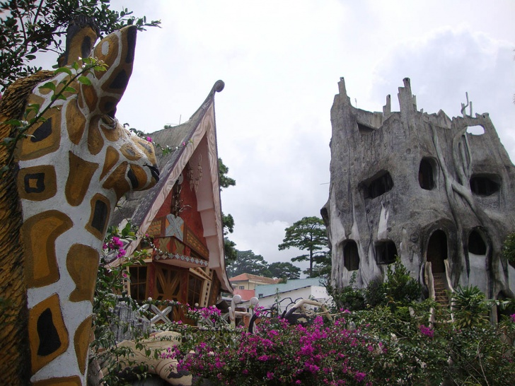 10 Weirdest Hotels in the World!