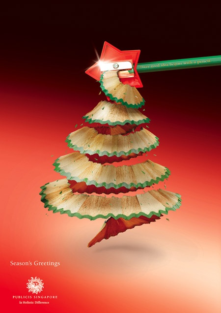10 Creative Christmas Ads! Part 1