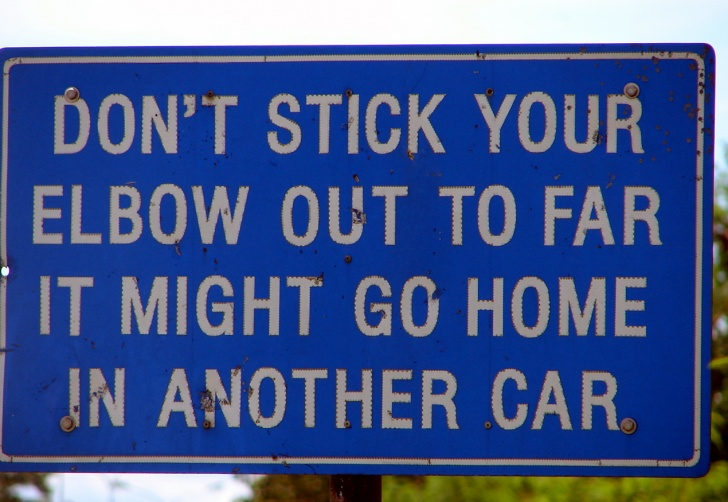 10 Funniest Billboards and Road Signs!
