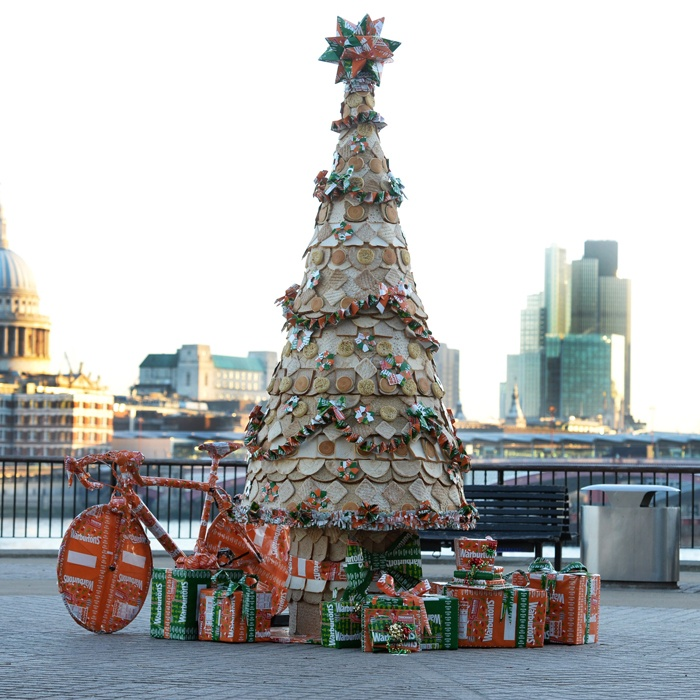 10 Most Unusual Christmas Trees!