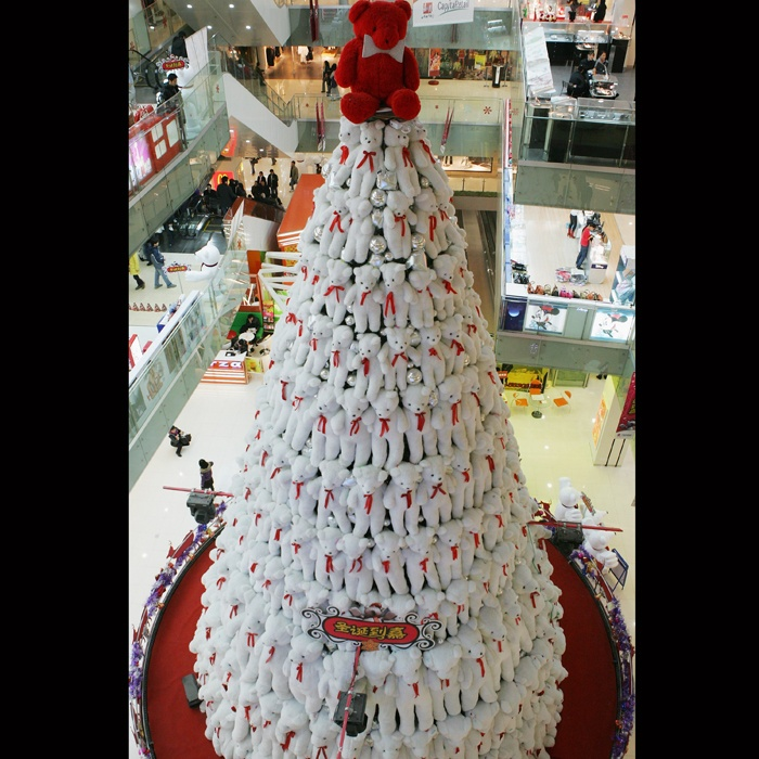 10 Most Unusual Christmas Trees!