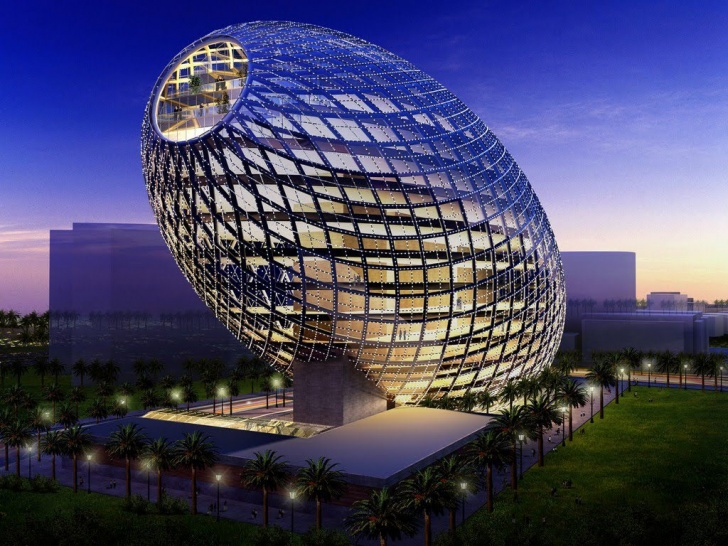 cybertecture egg building 10 most interesting buildings