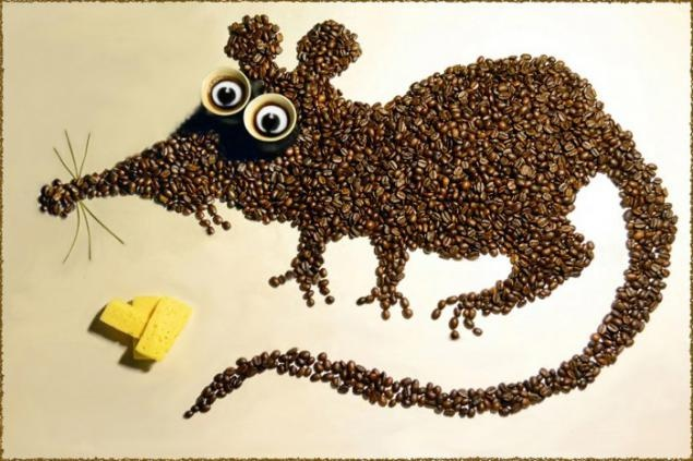 Amazingly Interesting Coffee Fantasies by Irina Nikitina! 10 Pics!