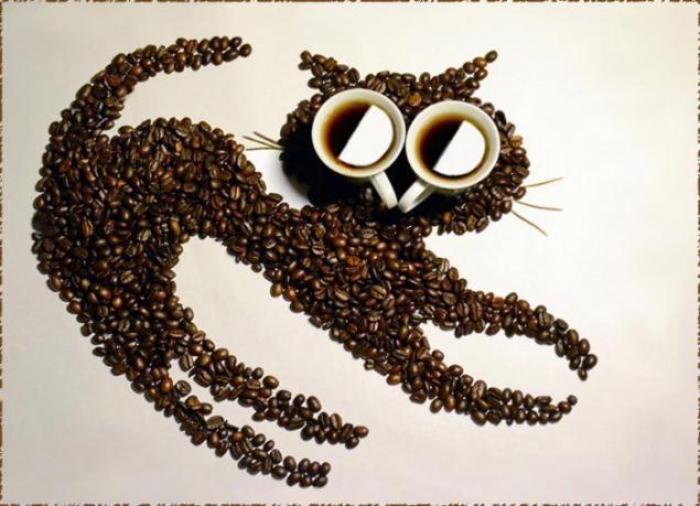 Amazingly Interesting Coffee Fantasies by Irina Nikitina! 10 Pics!