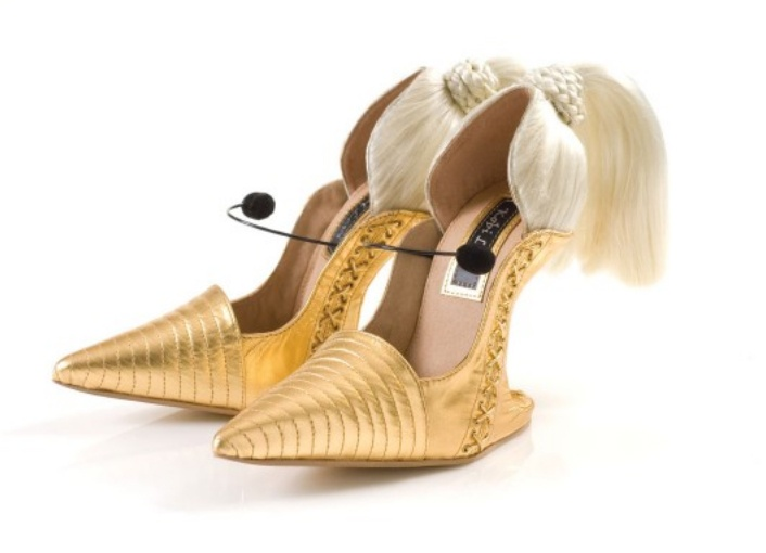 10 Really Funny And Extraordinary Footwear Designs by Kobi Levi!