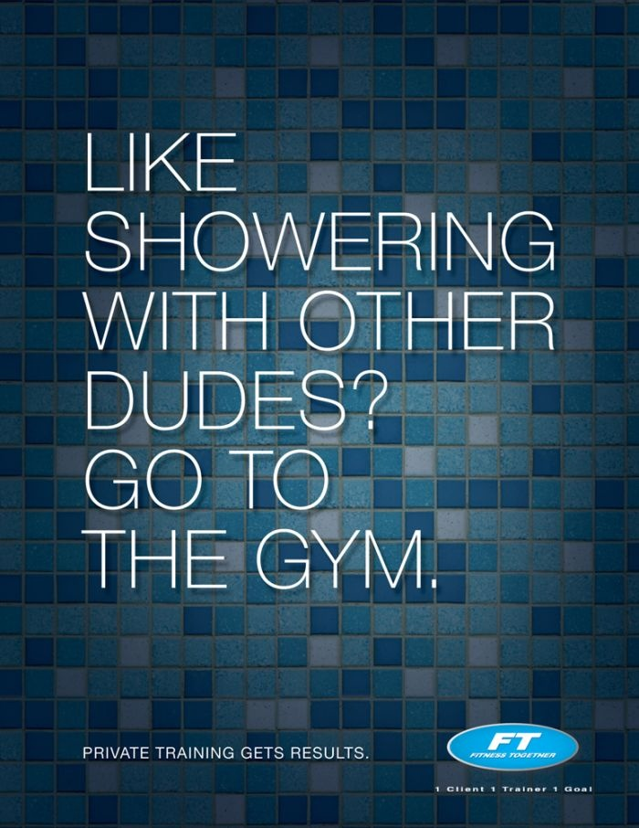 Funny and Motivating Gym Ads! 10 Pics!