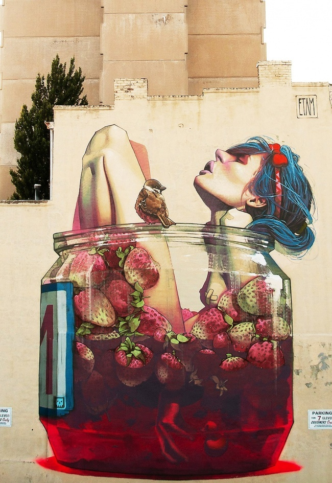 Top 16 Most Exciting Street Art of 2013!