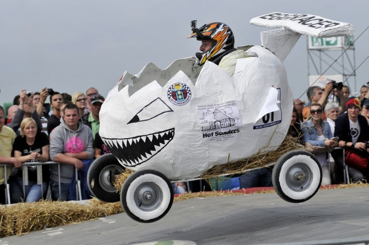 10 Amazing Homemade Soapbox Vehicles!