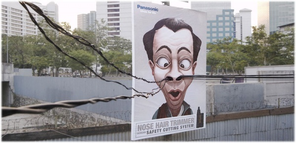 14 Genius Advertising Ideas on Pillars!