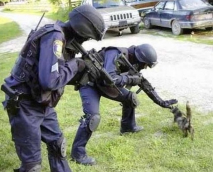 Police Officers: 10 Funny Pics of Those Who Protect Us!