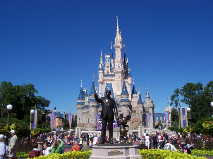 10 Most Visited Theme Parks Around The World!