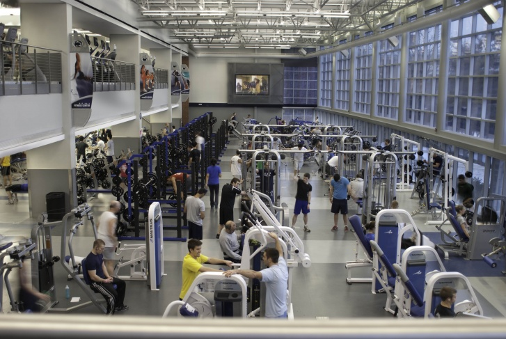 Top 10 Coolest College Campuses: Pools, Courts and Gyms!