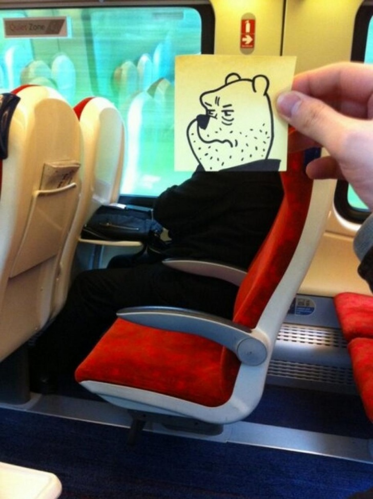 10 Ideas How to Have Fun on the Train by October Jones!