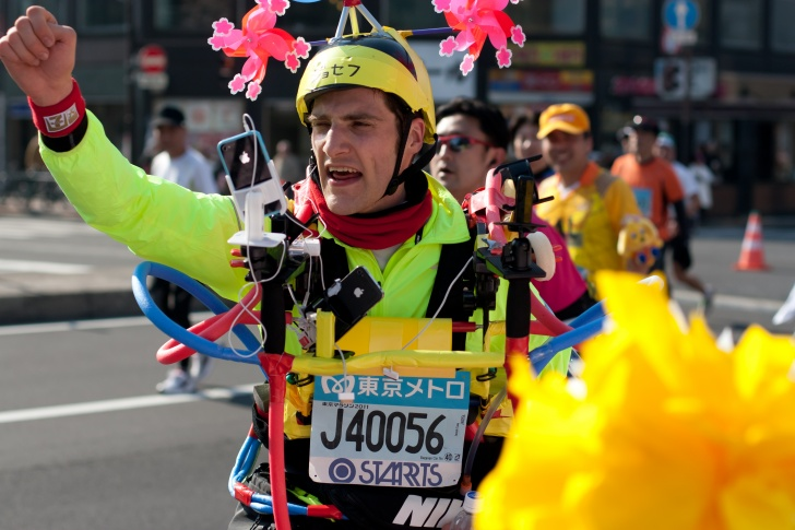 11 Most Extraordinary Marathon Runners!