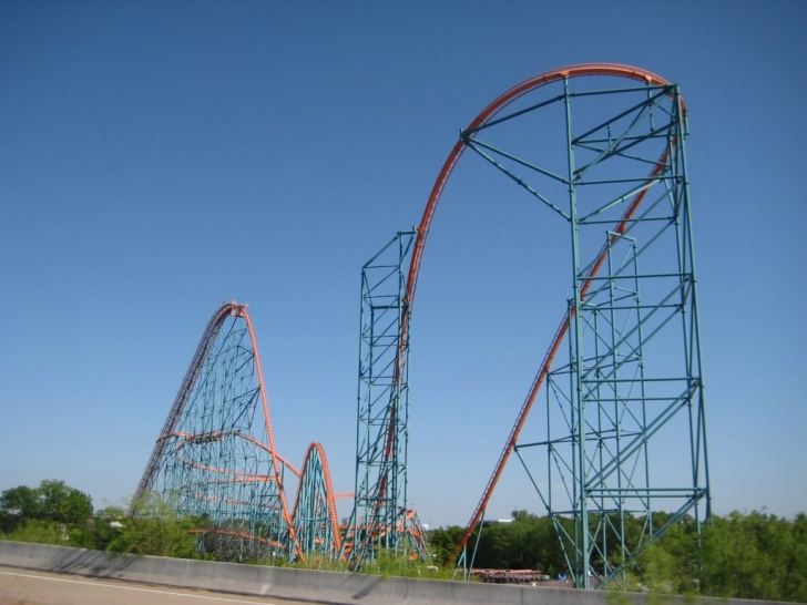 Overview: 10 Highest Roller Coasters in the World!