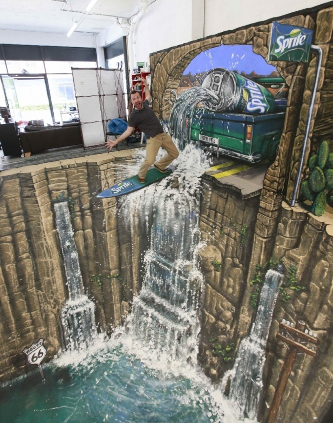 15 Most Fantastic 3D Art Masterpieces by 3D Joe and Max!