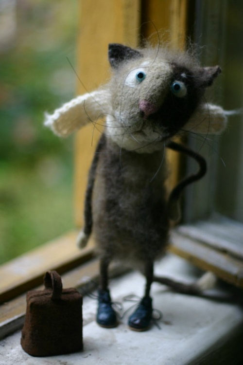 11 Amazingly Realistic And Cute Toys Made by Katerina Kozunenko!