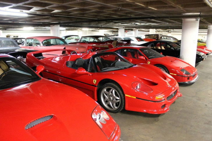 10 Biggest Car Collectors in the World!