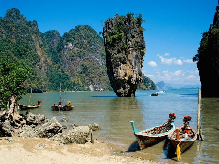 Places to Visit in Thailand: 10 Amazing Pics!