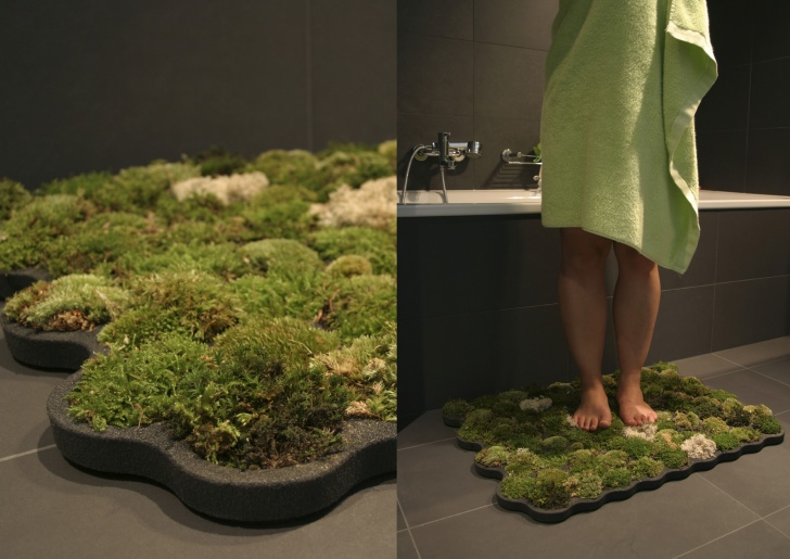 10 Coolest Bath Mats For Your Bathroom!