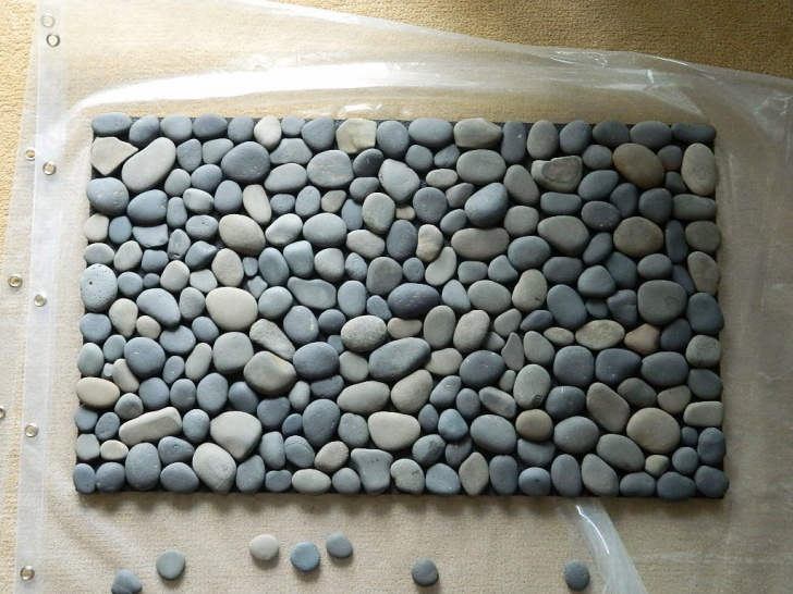 Ocean Stone Bath Mat 10 Coolest Mats For Your Bathroom